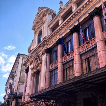The Opera House in Nice